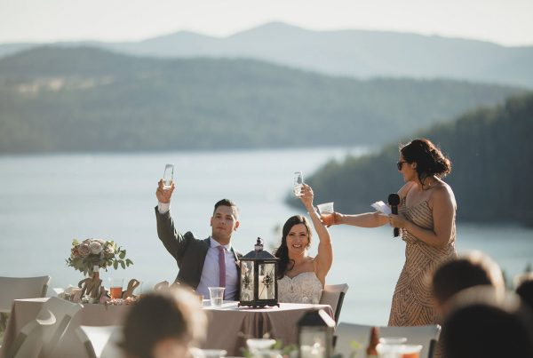 Elk Point Wedding