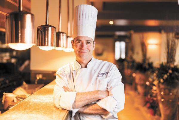 Chef Jim Barrett